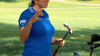 Gerina Piller: Equipment - Putter