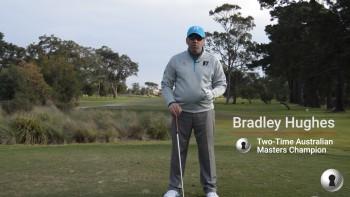 Bradley Hughes - Baseball Swing