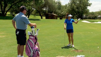 Gerina Piller: Shot Shape Drill