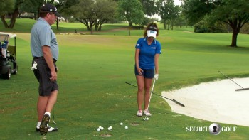 Gerina Piller: Chipping Off Tight Lie (Part 1)