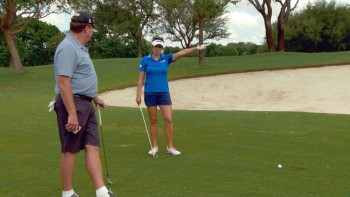 Gerina Piller: Full 7 vs. Soft 6 Iron