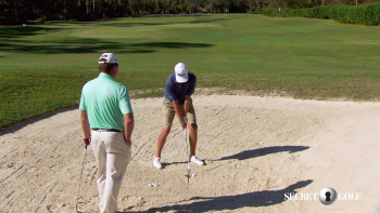 Patton Kizzire - Basics Of Bunker Play (Part 1)