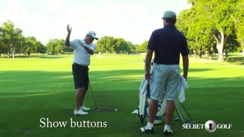 Ryan Palmer: Backswing