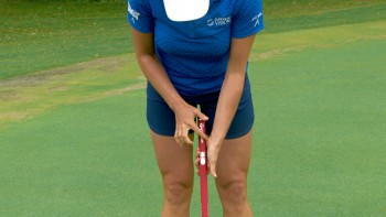 Gerina Piller: Putting Grip