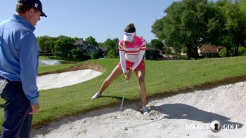 Gaby Lopez - One Foot Out Of Bunker