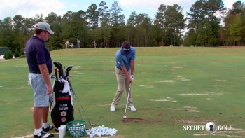 Jason Dufner: The Shaft Lean