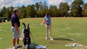 Jason Dufner: Posture Over the Ball