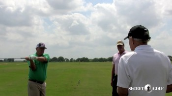 Steve Elkington, Jason Dufner & Chuck Cook: TrackMan - Making Micro Adjustments