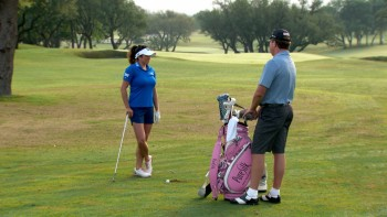 Gerina Piller: Being Introduced To Golf