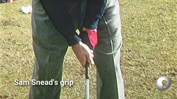 Strong Hands of Sam Snead