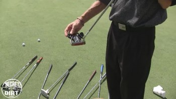 Geoff Mangum Series: Variations Of Putters