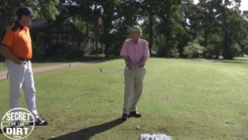 Ben Hogan - Routine Practice Swings - Waggle