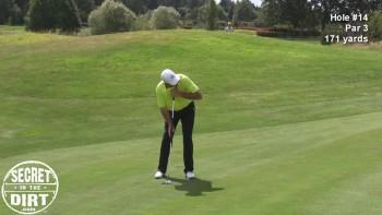 Umpqua Bank Challenge 2012 - Round 1, Hole #14
