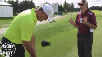 Elk And Craig's DynAlign Putting Lesson With Casey Martin (Part 6)