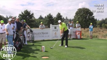 Umpqua Bank Challenge 2012 - Round 1, Hole #4