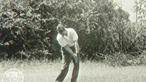 Jackie Burke Slo Mo - Caddy View, Long Iron