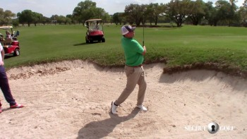 Jason Dufner - Special Sand Wedge For The Masters