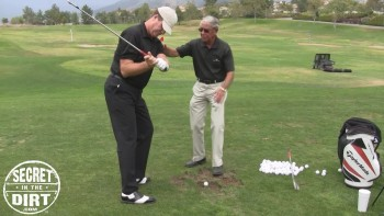 Paul Kopp Sequence Series (Part 18): Left Arm Drops Straight Down In Downswing