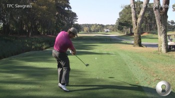 TPC Sawgrass With Steve Elkington and Pat Perez - Hole #11 Strategy