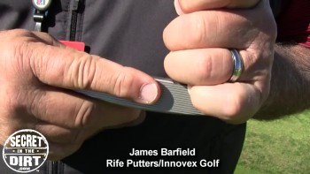 Rife Putter: Aussie - IBF Tour Edition