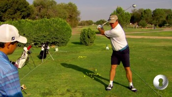 Coil In The Backswing