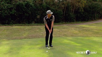 Chris Stroud - Chipping With 8 Iron
