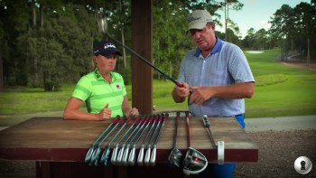 Stacy Lewis: Equipment - Putter and Grip