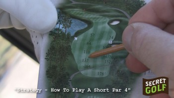 Strategy: How To Play A Short Par 4