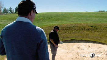 Jason Gore - Fairway Bunker