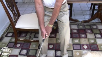 Paul Kopp Sequence Series - Putting (Part 5): Secret Of The Right Ankle