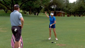 Gerina Piller: Driver Swing