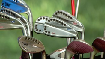 Gerina Piller: Equipment - Wedges