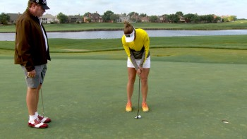 Brittany Lang - Making 3 Footers