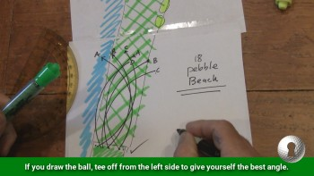 Draw - Tee off From Left Side