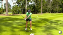 Stacy Lewis: High Drop Shot