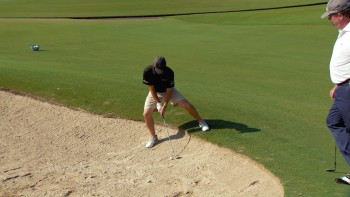 Brian Harman - Bunker Shot Out Of Bad Lies