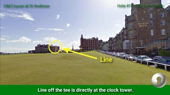 The Old Course -  #18