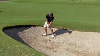 Brian Harman - Long Bunker Shot