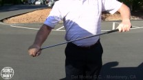 Jerry Barber's Pre Shot Routine With The Putter