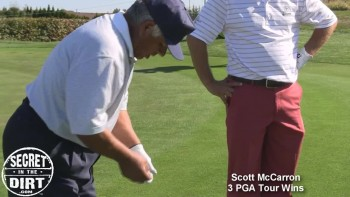 Lee Trevino & Scott McCarron Discussing Dave Stockton Putting