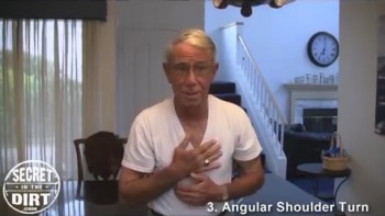 Paul Kopp discusses the 3 shoulder turns