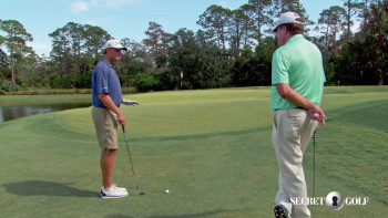 Patton Kizzire - 3 Chipping Strategies (Part 1)