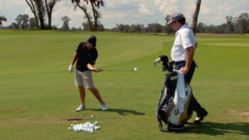 Brian Harman - Slot In The Downswing