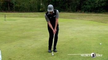 Chris Stroud - Chipping Motion