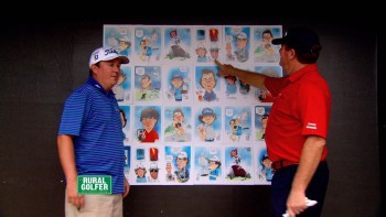 Bonus Cartoons and Jason Dufner