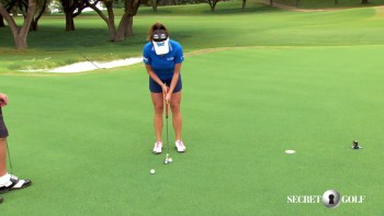 Gerina Piller: Putting Stroke