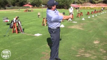Working On The Golf Game With Steve Elkington & Phil Rodgers (Part 7)