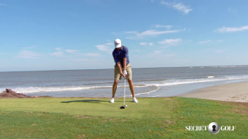 Patton Kizzire - Hitting The Fairway With Pressure