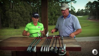 Stacy Lewis: Equipment - Irons