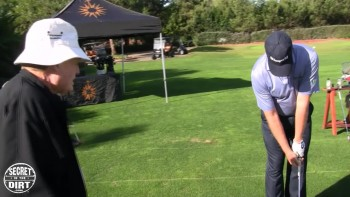 Working On The Golf Game With Steve Elkington & Phil Rodgers (Part 1)